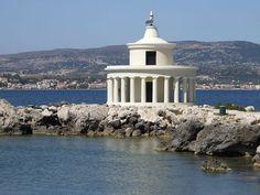 Saint Theodore lighthouse [1828 - Argostoli, Kefalonia Island, Greece]