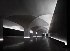 Museo degli Innocenti, Florence by IPOSTUDIO - originally hospital designed by Filippo Brunelleschi