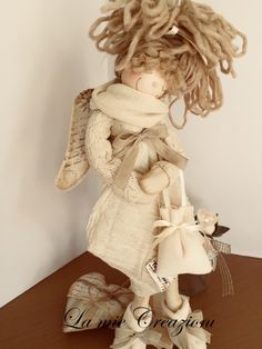 Le magiche Creazioni di Katy Doll Crafts, Blouse Styles, Chiffon, Vintage Floral, Shirts For Girls, Spring Summer Fashion, Art Dolls, Doll Clothes, Diy And Crafts
