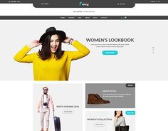 "Check out new work on my @Behance portfolio: ""Fancy – eCommerce PSD Template"" http://be.net/gallery/40616211/Fancy-eCommerce-PSD-Template"