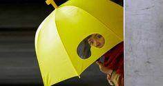 Goggles Umbrella | 25 togo LOL I need this!
