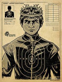 Poster Juego Tronos