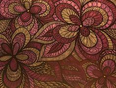ColorIt Colorful Flowers Volume 1 Colorist: (@allie5051) #adultcoloring #coloringforadults #adultcoloringpages #flowers