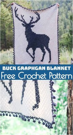 Crochet blanket patterns free 462111611765661358 - Modern Free Crochet Blanket Patterns And Models Source by Crochet Quilt Pattern, C2c Crochet Blanket, Crochet For Beginners Blanket, Free Crochet Blanket Patterns, Crochet Blankets, Crochet Deer, Chunky Crochet, Crochet Bunny, Crochet Gratis
