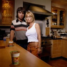 Find this Pin and more on Noel Gallagher & Meg Mathews.