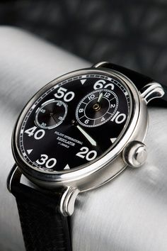 Men's watch -- Product Photography