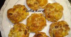 ευκολά_μηλοπιτάκια Muffin, Breakfast, Food, Meal, Eten, Meals, Muffins, Morning Breakfast