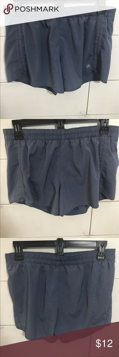Gap Body Fit  workout active wear shorts size S •	Gap Body Fit  workout active wear shorts  	•	size S 	•	Gray GAP Shorts