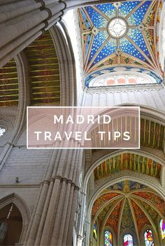 Madrid Travel Tips: Blonde Well Traveled  Know someone looking to hire top tech talent and want to have your travel paid for? Contact me, carlos@recruitingforgood.com