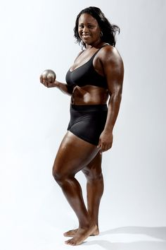 Michelle Carter, Olympic shot put athlete. Carter finished 15th in Beijing and won silver and gold medals in the 2001 and 2004 World Youth and Junior Championships, respectively.