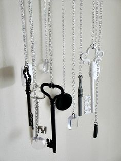 Old Key Wind Chime