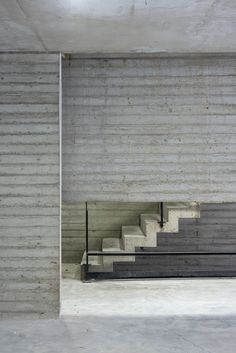 Gallery of Armenia Building / Luciano Kruk + María Victoria Besonías - 19 Concrete Architecture, Contemporary Architecture, Interior Architecture, Interior Design, Board Formed Concrete, Exposed Concrete, Real Estate Prices, Common Area, Armenia