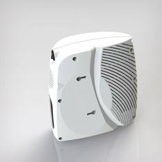 Línea blanca, purificador de aire, de 3Air Electronics, distinguido con el Sello de Buen Diseño 2012.