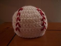 This free pattern for a newborn sizecrochetedbaseball hat makes for a great photo opp or a day at the game!! Enjoy! Supplies: White and Red 4 ply worsted weight yarn 5mm (H/8) hook Yarn needle Abbreviations: CH – chain DC – double crochet SC – single crochet Instructions: (CH 3 does not count as DC) …
