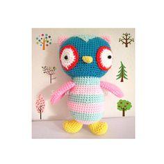 Instant Download Amigurumi Crochet PDF Pattern  10.5 inches