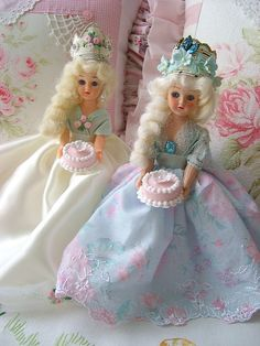 """My New Marie, Vintage doll series """"Let Them Eat Cake"""""""