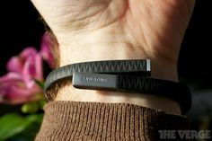 Jawbone Up fitness band. Can a $99 rubber wristband inspire owners to move more, sleep better, and eat smarter?