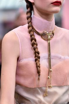 Prada Spring/Summer 2018 Resort Show: 6 Things To Know | British Vogue Pinterest: KarinaCamerino