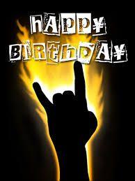 Verjaardag Rock.Image Result For Happy Birthday Rock N Roll Verjaardag
