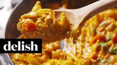 How To Make Sausage And Pepper Macaroni | Delish