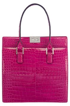 Fuchsia bag