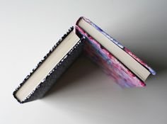 DIY - Fabric Covered Book by Caught On A Whim, via Flickr