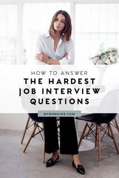Is EXACTLY How to Answer 5 Impossible Interview Questions Have a job interview coming up? These tips will help you land a job offerHave a job interview coming up? These tips will help you land a job offer Interview Skills, Interview Questions And Answers, Job Interview Tips, Job Interviews, Outfit For Interview, Difficult Interview Questions, Management Interview Questions, Job Interview Hairstyles, Career Advice