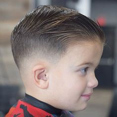 25 Cool Boys Haircuts Trends) 30 Cool Haircuts For Boys 2018 31 Cool Hairstyles for Boys Cool Kids Haircuts, Boys Fade Haircut, Boys Haircut Styles, Kids Hairstyles Boys, Baby Haircut, Comb Over Haircut, Toddler Boy Haircuts, Cool Hairstyles For Men, Boy Hairstyles