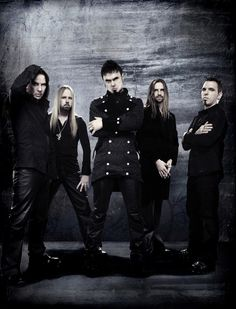 Kamelot...one of my faves...and now, my favorite member, Roy Khan is no longer touring with them. :( How can they replace such an epic lead singer?!?!