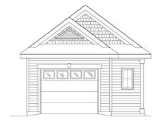 Plan 1304 - Just Garage Plans