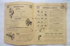 MARCHAL- CATALOGUE projecteurs,lanternes etc... TARIF STOCKISTE  1932  REF 1-0 | Collections, Objets publicitaires, Publicités papier | eBay!
