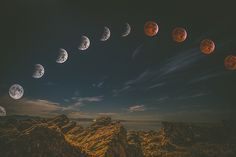 """How I Got The Shot: Blood Moon at Antelope Island - """"YES I did use Photoshop, and I did use LR, as well as Photomatix Pro...I have no shame in saying so...Photography is an art. And in art, the artist has full control of the final artwork."""""""