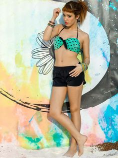 Angela Torres, My Soulmate, Bikinis, Swimwear, Crop Tops, Outfits, Women, Fashion, Singers