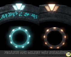Stargates by xxxmaniacmikexxx on DeviantArt