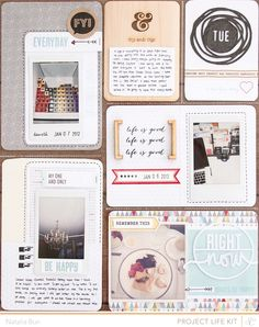 layout #projectlife
