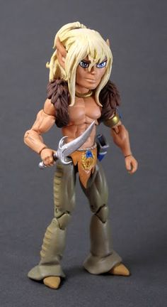 Cutter  Kinseeker action figure!