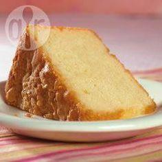 Бисквит для торта на кефире