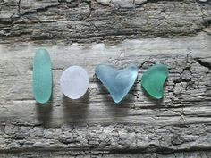 Sea Glass Love