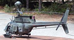 1/35 MRC/Academy OH-58D Kiowa Warrior by Ramon R. Lomeli