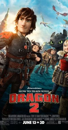 Oh Gawds... bring the tissues. This was even better than the first! SO good but man the happy turned sad for a bit and it was a zinger. However, being animated and a kids movie the happy does outweigh the sad!!! Toothless steals the show. GO SEE IT.