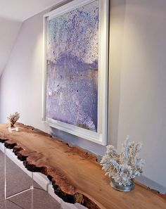 Burr Elm and Perspex side table Bespoke Design, Custom Design, Acrylic Furniture, Bespoke Kitchens, Furniture Inspiration, Retail Design, Restaurant Bar, Consoles, Master Bedroom