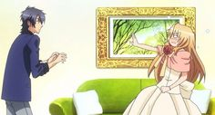 Love Stage!! Episode 8