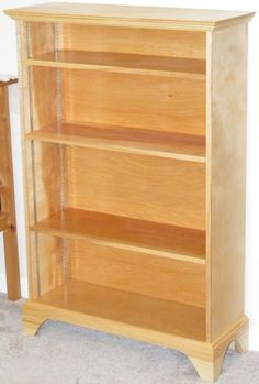 Fine Woodworking Bookcase