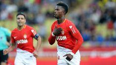 Maillot AS Monaco Keita Balde 2017 2018
