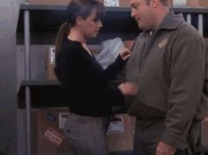 """17 Times Doug And Carrie From """"King Of Queens"""" Were The Best Sitcom Couple King Of Queens, Carrie, Relationship Goals, Carry On, Trucks, Times, Couple Photos, Couples, Fun"""