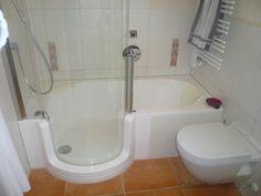die 39 besten bilder von kleine badezimmer mit badewanne. Black Bedroom Furniture Sets. Home Design Ideas