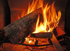 The Psychological Benefits of Sitting By a Fireplace