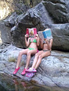 ¡Lecturas refrescantes!