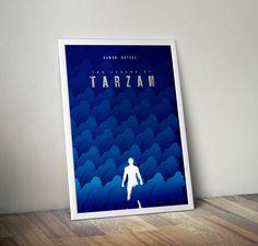 https://www.behance.net/gallery/40243363/The-legend-of-Tarzan-minimal-movie-poster