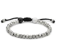 Lokai 2.0 Multi-Bead in Silver